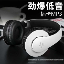 P1 Headphones Bluetooth Wireless Headset Bass Stereo