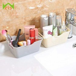 Mini Desktop Cosmetic Makeup Storage Box Case Lipstick