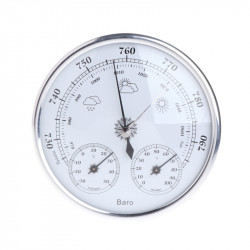 Household Weather  Station Barometer Thermometer Hygrometer