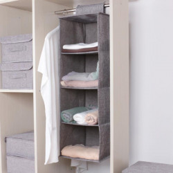 Quicky Water Laundry Cabinet Storage  Bag Wardrobe Hanging