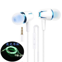 Luminous Bass In-Ear Headphones
