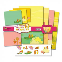 [Pre-Sale] Happy Hermits Stationery  Set
