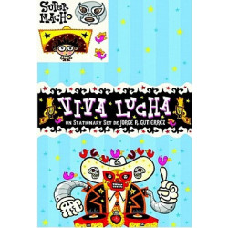 [Pre-Sale] Viva Lucha: Un Stationery  Set [With Sticker (S) And 6