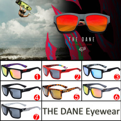 Fox The Dane Sunglasses International Cycling Sports Sunglasses Driving Sunglasses Men