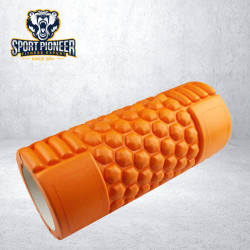 Hollow Foam Roller Grip Foam Roller Eva Foam Yoga  Roller