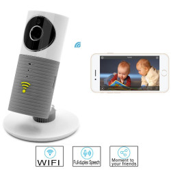 Hot Wireless Baby Monitor Mini Ip Wifi Camera Baby Monitor S