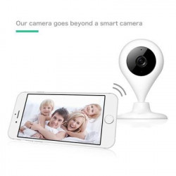 Wireless Smart Camera Baby Ps Monitor 360 Cam Wi-Fi Camera