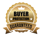 Buyer Protection Guaranteed